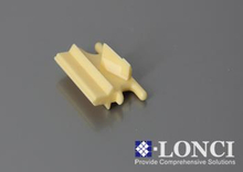 White and Yellow Color Zirconia Structural Ceramics