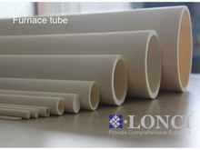 High Temperature Resistance Alumina Ceramic furnace tube